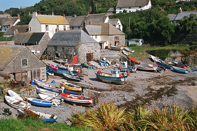 Cornwall 2003