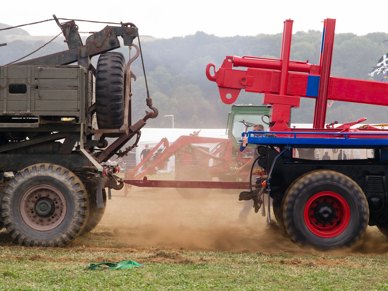 St Mawgan Steam & Vintage Rally 2014