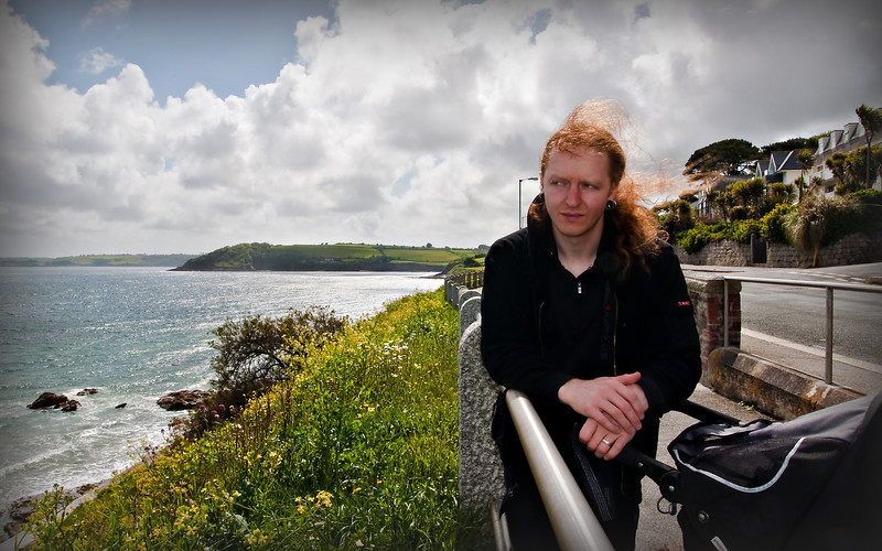 Steve and Falmouth