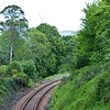 Part of the Truro to Falmouth branch line