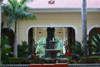 Reception of RIU Guanacaste - colonial style