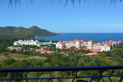 TIU Palace and TIU Guanacaste taken from Daimante
