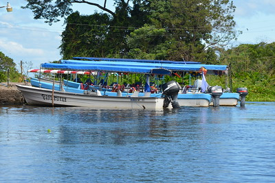 Boat trip on Lake Nicaragua - 19th largest freshwater lake in the world @8264 sq km