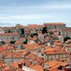 Dubrovnik panorama from the wall walk