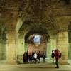 Catacombs below Split