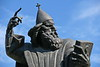Croatia - Split - Gregorius Nin Statue 6
