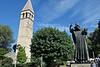 Croatia - Split - Gregorius Nin Statue 4