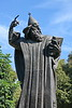 Croatia - Split - Gregorius Nin Statue 5