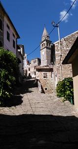 Motuvun Hilltop Village, Croatia