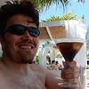 Cayo Santa Maria 11 - Mike and his cubano