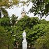 Plaza de Armas Statue 1