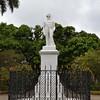 Plaza de Armas Statue 3