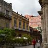 Plaza de Armas corner