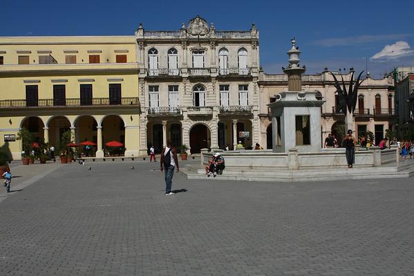 Plaza Vieja.