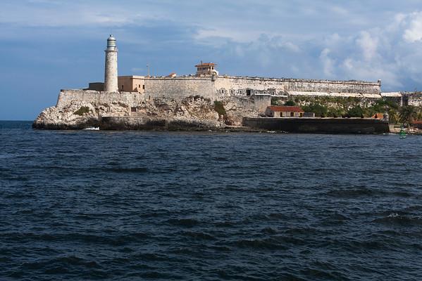 Morro Castle (Castillo de los Tres Reyes Magos del Morro).