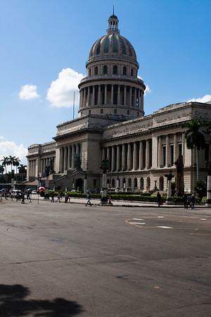 National Capitol Building (El Capitolio), very similar to the one in Washington D.C.
