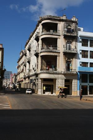 Near Old Havana.