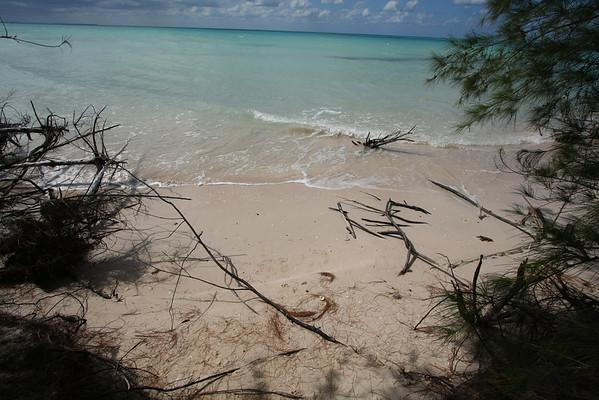 Our private beach.