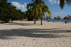 This is as close as we got to a hotel's beach - Playa Ancon.