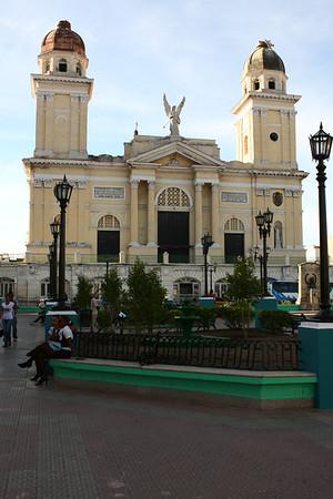 Main square.