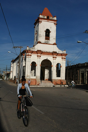 Camagüey, on my way to downtown area.