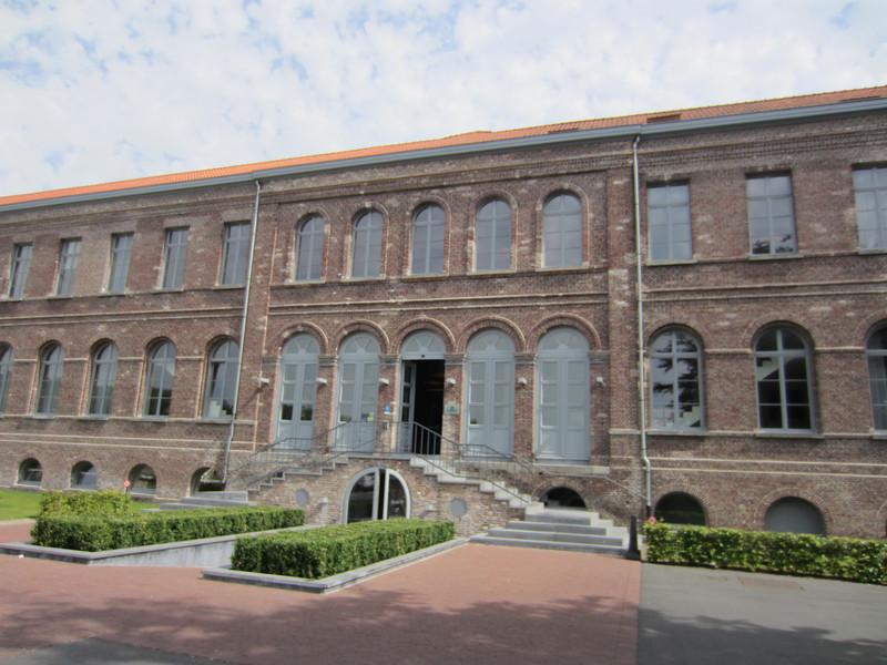 Hotel Het Godshuis in Sint-Laureins