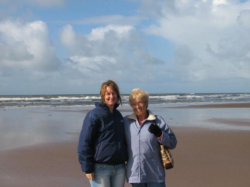 Al and Mum