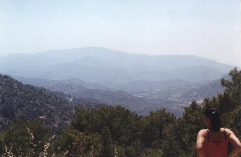Atlas(?) mountains.