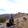 This is a 360 degree shot from an outcropping at Aguereberry Point.