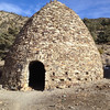 A look at one of the charcoal kilns of Death Valley.