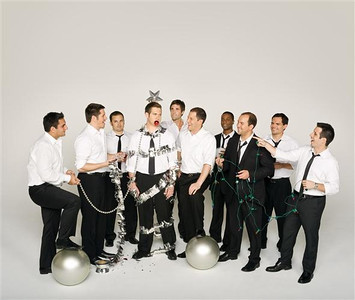 December Photo a Day - Day 15 - Favorite Holiday Song - Straight No Chaser's 12 Days of Christmas. They are a fantastic acapella group. Here's a fun video someone did with my fav song:  http://www.youtube.com/watch?v=5t8fWU0zRlU