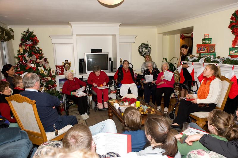Dena Christmas party-12
