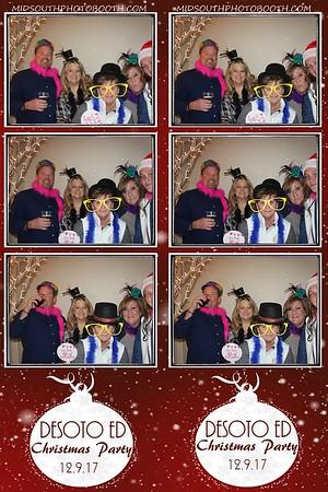 Desoto Ed Christmas Party 2017