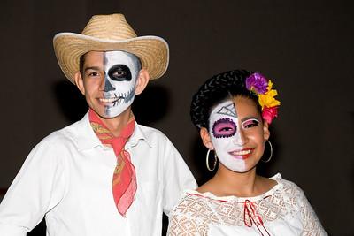 Dia De Los Muertos 2016