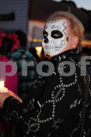 Dia De Los Muertos2012