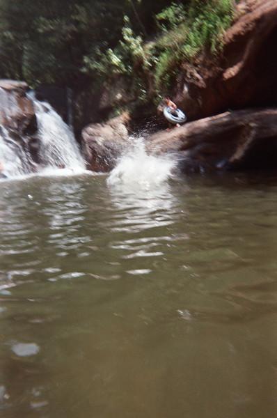Dick's Creek near Dahlonega
