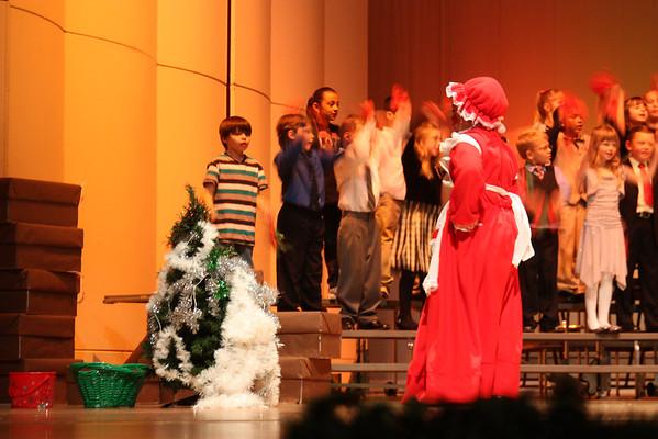 Dildine  Christmas program 2012