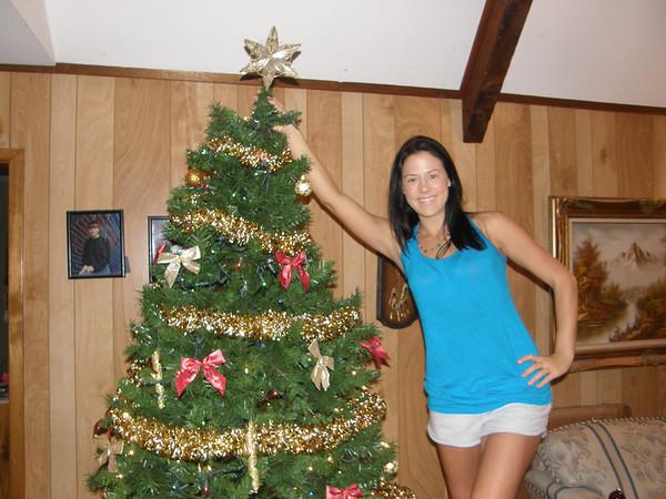 Christmas 2009 Christmas Eve's Eve's Dinner