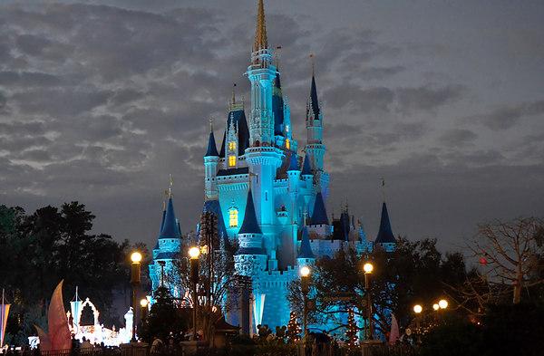 Disney Parks, Florida 2007