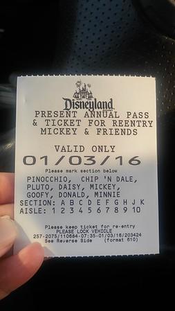 Disneyland 2016 01 03