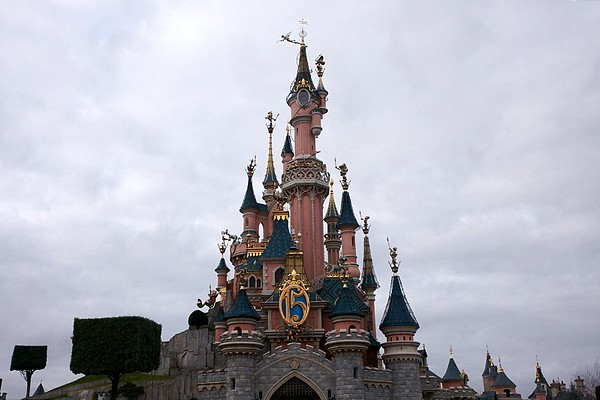 Disneyland Paris. 2008
