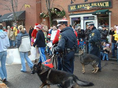 Dog parade 2005