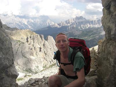 Dolomites August 09
