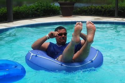 022 David in the Floatie