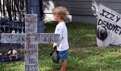 17 Halloween yard passes the expert inspections