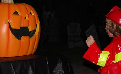 39 Halloween with Jack the Pumpkin