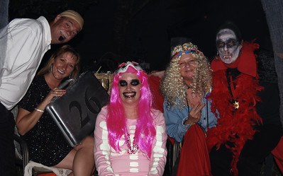 46 The Ghouls and Howie Mandell on Halloween