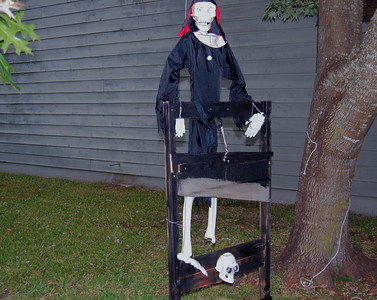 31 Don't lose your head over Halloween