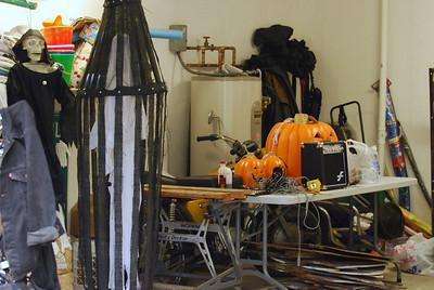 11 Garage Halloween Workshop