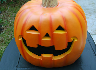 21 The Talking Pumpkin named Jack